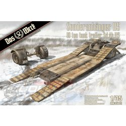 Das Werk - 1:35 Sonderanhänger 115 10 Ton Tank Trailer -  makett
