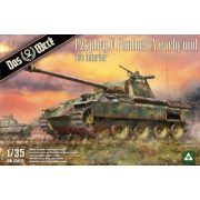 Das Werk - 1:35 PZKPFWG. V PANTHER A EARLY/MID -  MAKETT
