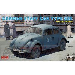 Rye Field Model - 1:35 GERMAN STAFF CAR TYPE 82E - makett