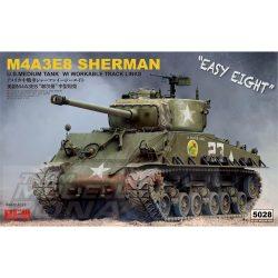 Rye Field Model - 1:35 SHERMAN - makett