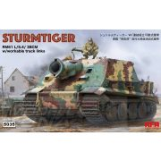 Rye Field Model - 1:35 STURMTIGER Full inter of the turret - makett