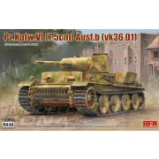 Rye Field Model - 1:35 Pz.Kpfw.VI (7.5cm) Ausf.B. (VK36.01) - makett