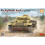 Rye Field Model - 1:35 Pz.Kpfw.III Ausf.J - makett