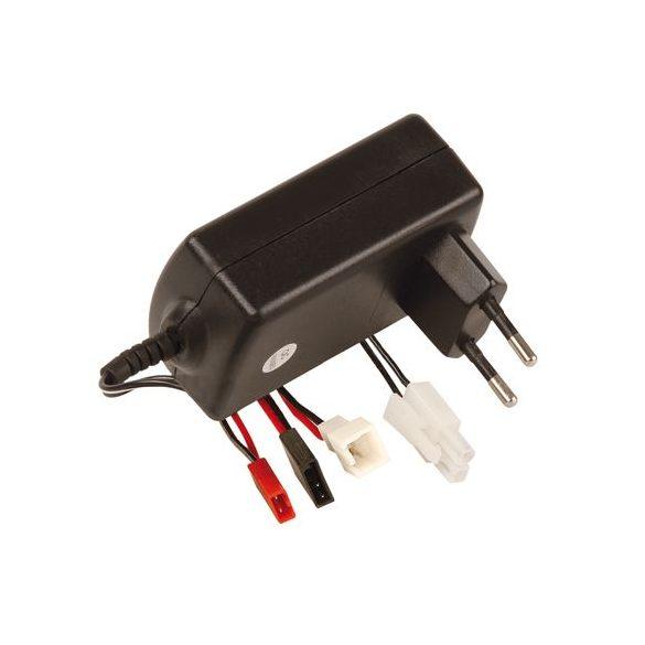 Akkumulátortöltő 4-8 celláig 1A