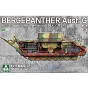 Takom - 1:35 BERGEPANTHER AUSF.G  FULL INTERIOR - makett