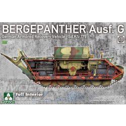 Takom - 1:35 BERGEPANTHER AUSF.G  FULL INTERIOR - makett