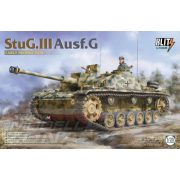 Takom - 1:35  StuG.III Ausf.G Early Production - makett