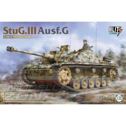 Takom - 1:35  StuG.III Ausf.G Early Production - makett